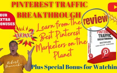 Pinterest Traffic Breakthrough Review